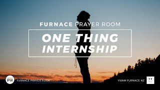 One Thing Internship | YWAM Furnace NZ
